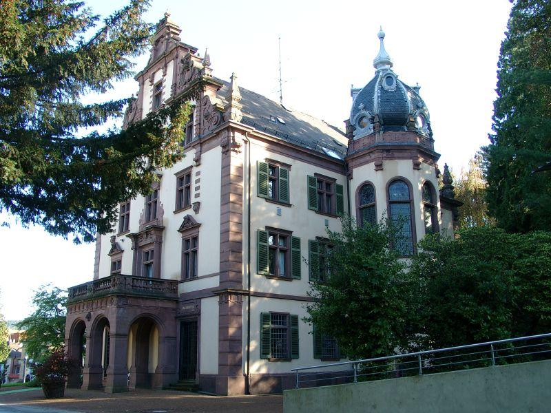 Schloss Hotel Baden Baden