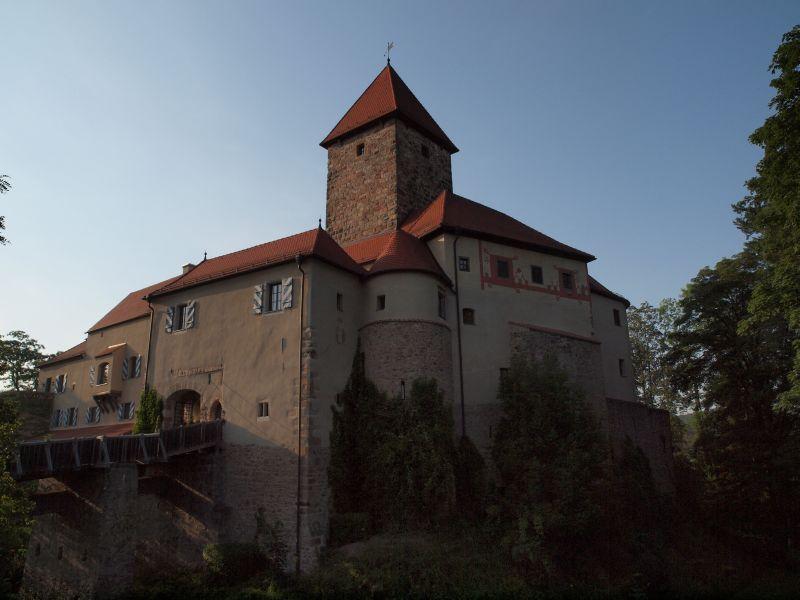 Burg Wernberg Restaurant