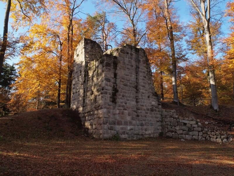 Burgruine Heilsberg