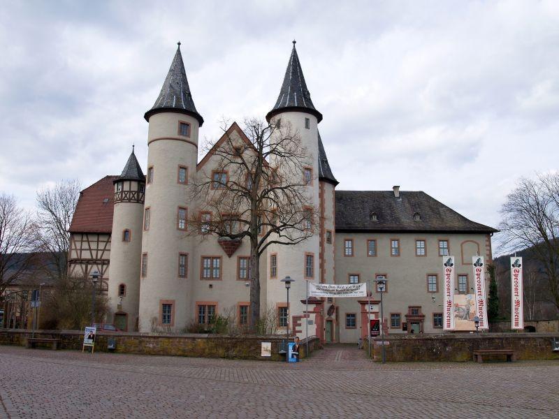 Schloss zu lohr am main restaurant hotel standesamt for Heimbach lohr am main