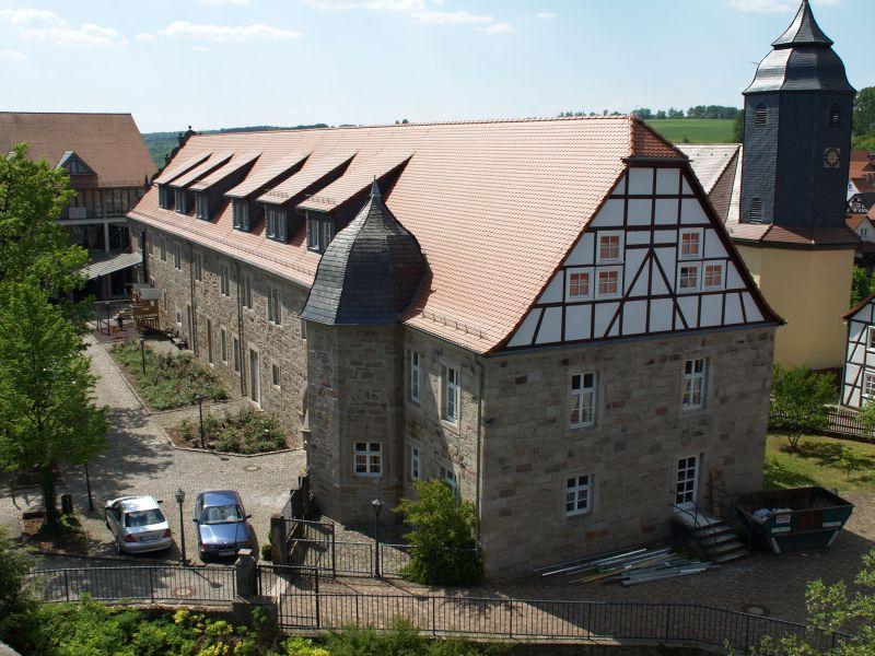 Schloss Friedewald | Restaurant Hotel Standesamt | 36289