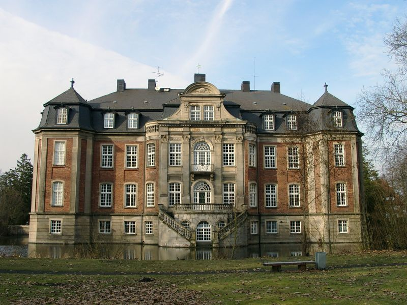 Schloss Baden Baden Hotel
