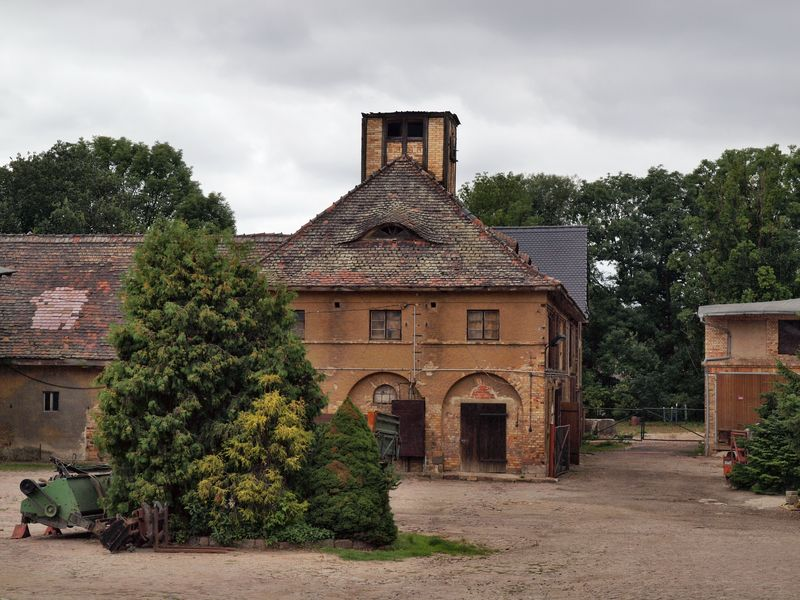 sie spritzt Landsberg(Saxony-Anhalt)