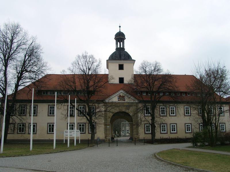 Bilder von Schloss Gebesee